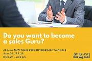 Sales Skills Development at AMIDEAST