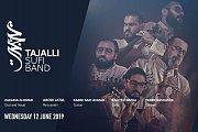 Tajalli Sufi Band Live at Metro