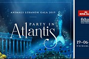 Animals Lebanon Gala 2019 - Party in Atlantis at O By Michel