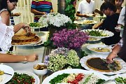 Sunday Summer Lunch Buffet by Catering by Muscat