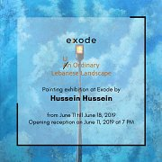 An Ordinary Lebanese Landscape | Exhibition by Hussein Hussein