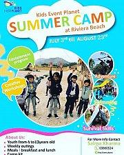 Kids Event Planet Summer Camp