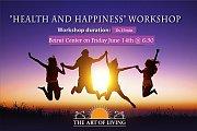 Free Health & Happiness Workshop