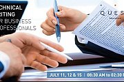 Workshop on Technical Writing for Business Professionals