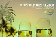 Every Wednesday Sunset Vibes at Seascape - Riviera