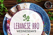 Lebanese Barbecue Night at Le Royal Hotel