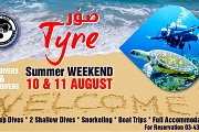 Tyre/Sour Fun Weekend