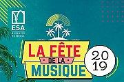 Fête de la Musique 2019 à l'ESA Business School