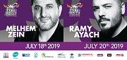 Melhem Zein & Ramy Ayach   Tyre Festival