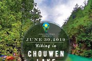 Hiking Chouwen Lake With Cedars Wanderers