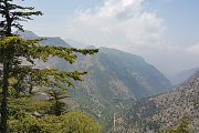 Hiking from Tannourine Cedars Reserve with Footprints Club