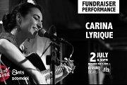 Carina Lyrique - Fundraiser Concert