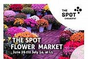 Flower Market at the Spot Choueifat
