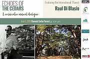 Raoul Di Blasio - Live in Barouk Forest & Tannourine Forest - Echoes of the Cedars