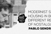 Modernist Social Housing in Britain: Different Readings of Nostalgia by Pablo Sendra - Beirut Design Week | Talk