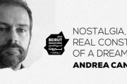 Nostalgia, or the real construction of a dream: from Disneyland to Celebration by Andrea Canclini   Talk