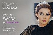 Tribute to Warda by Sarah El-Hani | Sidon International Festival 2019