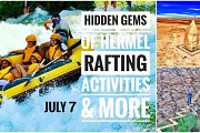 Hidden Gems of Hermel (Rafting, Activities & More) with Wild Explorers Lebanon
