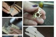 METAL WORK - Advanced Jewelry Making Workshop