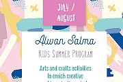 Kids Summer Program at Alwan Salma