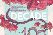"RHU 10th Annual Graphic Design Exhibition ""Decade"""