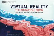 Virtual Reality Illustration Show