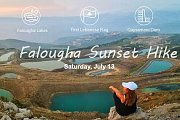 Falougha Sunset Hike
