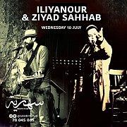 Iliyanour & Ziyad Sahhab at Sahriye Resto Pub