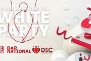 White Party by DSC - Fundraising by Donner Sang Compter