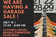 Garage Sale by Yas and Leelou