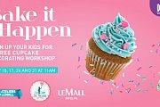 Les Ateliers Du LeMall - Cupcake Workshop