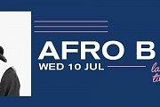 URBN Presents: AFRO B Live at Caprice LTD