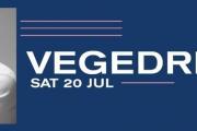 WHITE Presents: VEGEDREAM Live at Caprice LTD