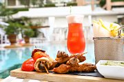 BBQ, Chill & Swim at Amethyste Lounge