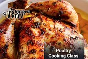 Poultry Cooking Class at
