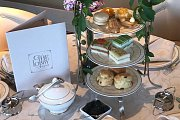 Peach Themed Afternoon Tea at Four Seasons Beirut