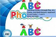 Teaching Phonics at IABC Center