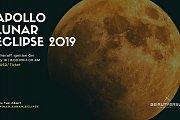 Apollo Lunar Eclipse 2019