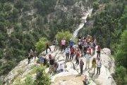 Hiking From Mazraat el Toufah till Wadi el Ara2ir with Born2Hike