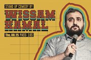 Stand up Comedy by Wissam Kamal - Monot
