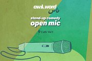 awk.word.ness - stand-up comedy open mic