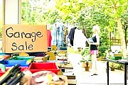 Pay it Forward Garage Sale for Charity!