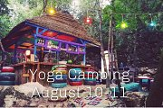 Yoga Camping with Omkara House of Yoga