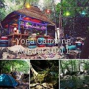 Yoga Camping with Omkara House of Yoga