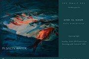 """In Salty Water"" By SAMI AL KOUR"