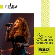 Yumna & the Loud Freaks at The View
