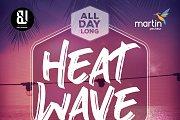 HeatWave x Beirut Underground // All day long Beach Party