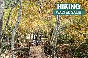 Hiking Wadi El Salib with Chronosport