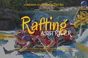 *Rafting in Assi River with LEBANON OUTDOOR ACTIVITIES*