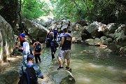 Wet Hiking - Reshmaya River with Rovers Lebanon